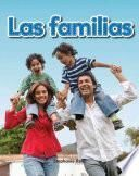 Las familias (Families) Lap Book (Spanish Version)