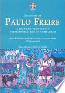Lecciones de Paulo Freire cruzando fronteras