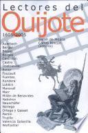 Lectores del Quijote, 1605-2005
