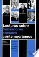 Lecturas sobre pensadores sociales contemporáneos