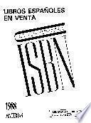 Libros españoles en venta ISBN 1988