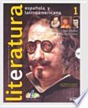 Literatura espanola y latinoamericana. Con CD Audio. Per le Scu ole superiori