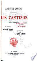 Los castizos (poesías madrileñas)