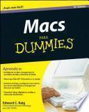 Macs Para Dummies
