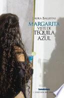 Margarita viste de tequila azul