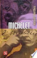 MICHELET (BARTHES, R.)