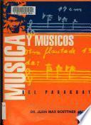 Música y músicos del Paraguay