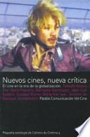 Nuevos cines, nueva crítica