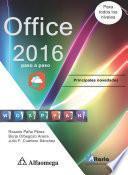 Office 2016 - Paso a paso
