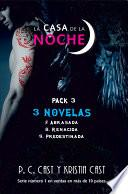 Pack Casa de la Noche III