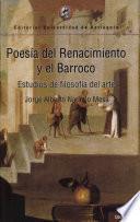Poesía del Renacimiento y el Barroco
