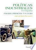 Políticas industriales en España