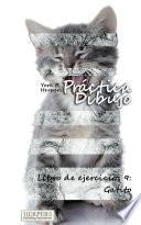Práctica Dibujo - Libro de ejercicios 9: Gatito