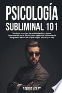 Psicología Subliminal 101