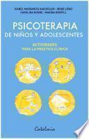 Psicoterapia de niños y adolescentes