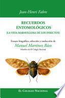Recuerdos entomológicos