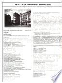Revista de estudios Colombianos