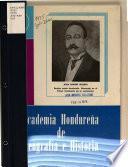 Revista de la Academia Hondureña de Geografía e Historia