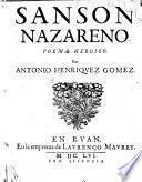 Sanson Nazareno