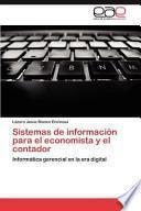 Sistemas de Información Para El Economista Y El Contador