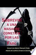 Sobreviví a una masacre cometida por las Farc en Urabá