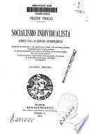 Socialismo individualista