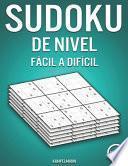 Sudoku de nivel fácil a difícil