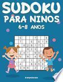 Sudoku Para Niños 6-8 Años