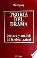 Teoría del drama