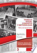 Trabajo social: concepto y metodología