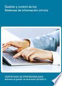 UF1643 - Gestión y control de los sistemas de Información