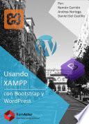Usando XAMPP con Bootstrap y WordPress