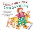 Vamos de Visita/Let's Go Visiting (Bilingual Board Book)